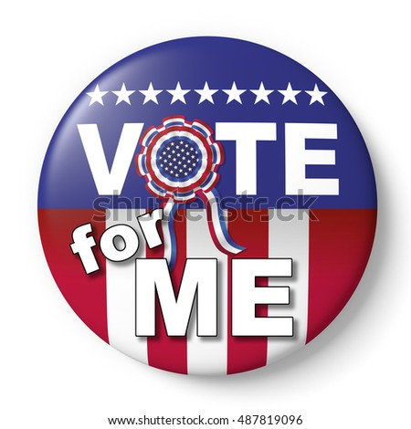 Vote For Me Stock Images, Royalty-Free Images & Vectors ...  Vote For Me Sto...