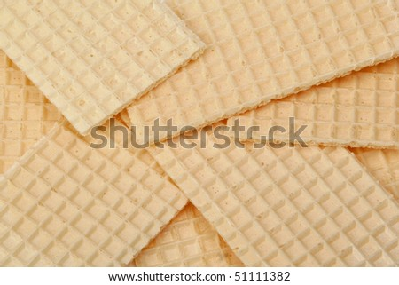 wafer background