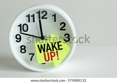 Wake Up Clock