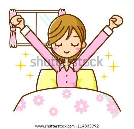Wake Women Stock Illustration 114833992 Shutterstock