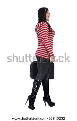 Walking - stock photo