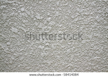 Wall concrete - stock photo