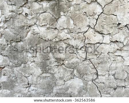 Wall concrete texture - stock photo