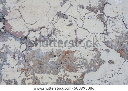 Wall concrete texture and background