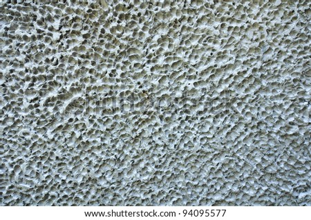 Wall concrete texture background - stock photo