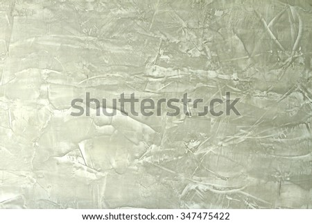 Wall fracture - stock photo