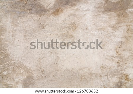 Wall old textured background - stock photo