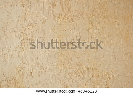 Wall Stucco Texture - stock photo