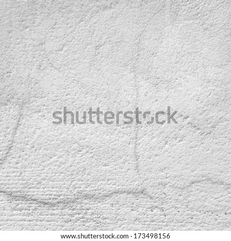 wall texture white background - stock photo