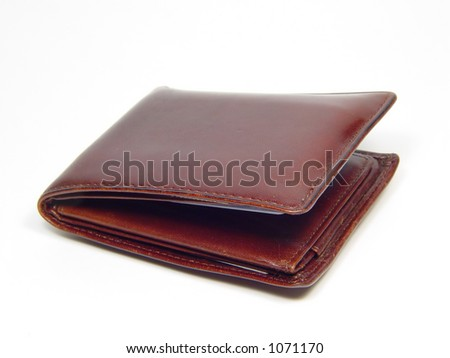 wallet - stock photo