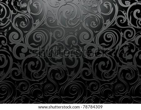 Wallpaper Background, bitmap copy - stock photo