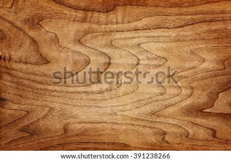 walnut wood texture - stock photo