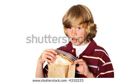 Wanna Trade - stock photo