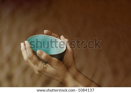 Want - stock photo