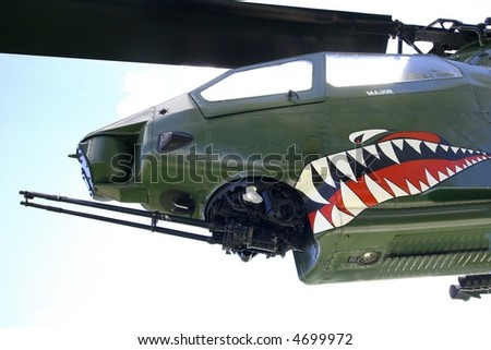 war bird - stock photo