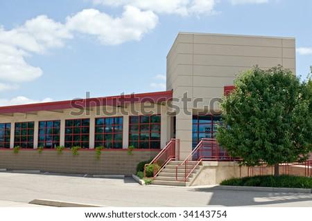 Warehouse Office - stock photo