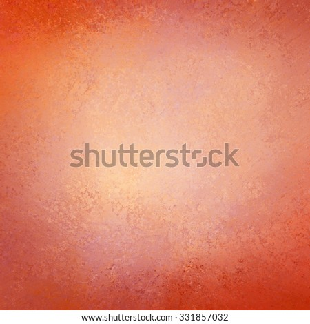 warm background colors of red pink gold and orange, autumn hues - stock photo