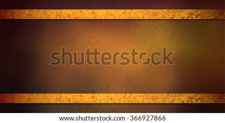 warm copper brown background texture, autumn background design - stock photo