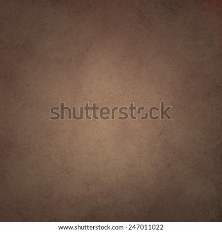 warm earthy brown sepia toned background with distressed vintage texture, rich elegant dark brown painted wall - stock photo