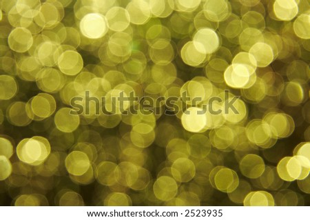 Warm festive bokeh background