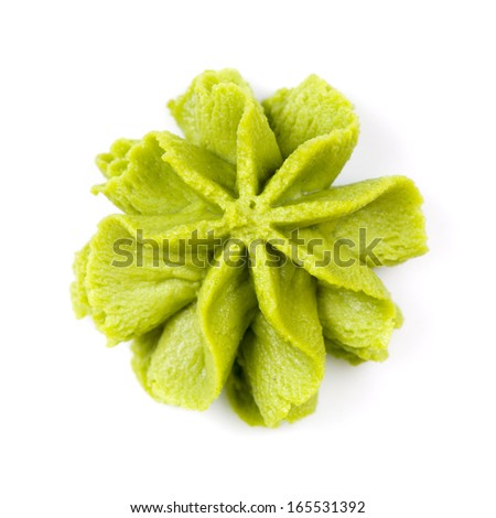 Wasabi - stock photo