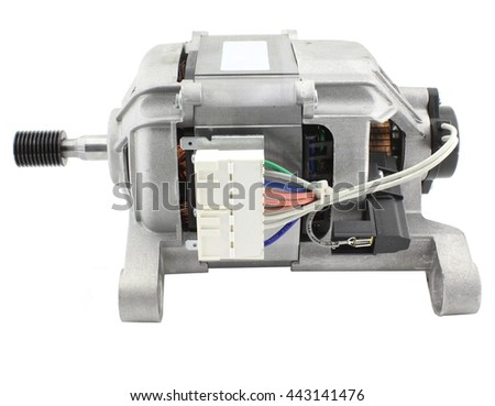 Stock photos royalty free images vectors shutterstock for Washing machine electric motor