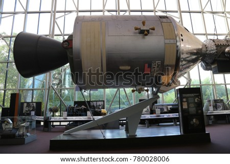 WASHINGTON, DC - 22 JUN: Smithsonian National Air and Space Museum in Washington, DC, the United States on 22 June 2017