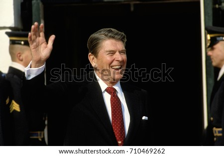 Washington, DC. USA, February, 1985