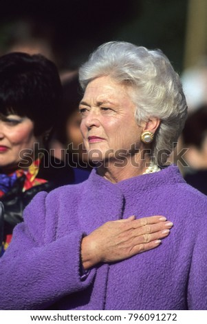 Barbara Bush Stock Images Royalty Free Images Amp Vectors