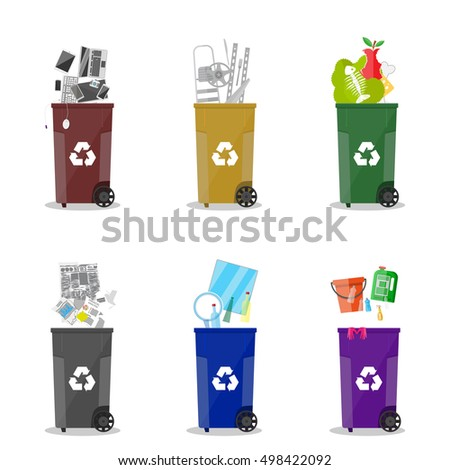 plastic paper separation Find plastic recycling stock images in  batteries,metal,plastic,paper,glass,waste,light bulb  of separation garbage bins with organic, paper.
