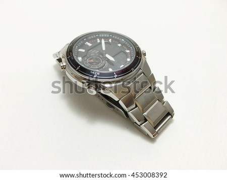 Watch the line stainless steel