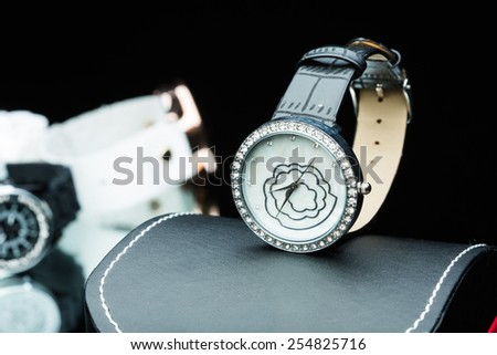watches women, compared to other hours