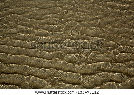 water back ground patterns - stock photo