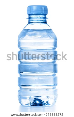 Water Bottle, Bottle, Water. - stock photo