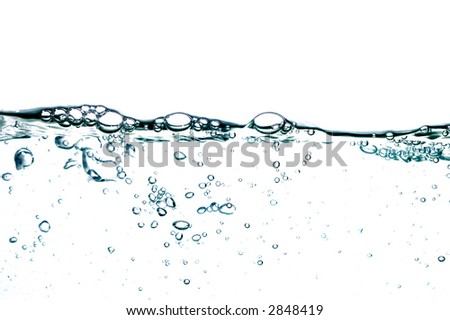 water drop #25 - stock photo