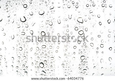 Water drop - stock photo