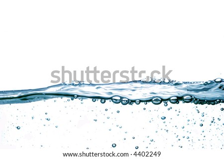 water drops #38 - stock photo