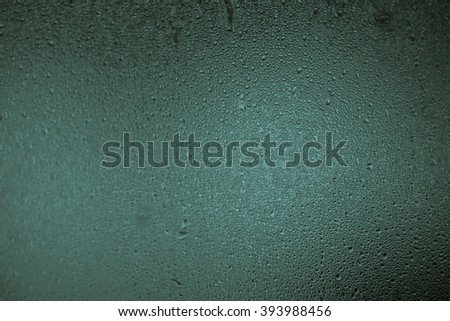 water drops background, use for copy text or backdrop - stock photo