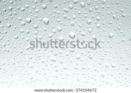 Water Drops./ Water Drops - stock photo