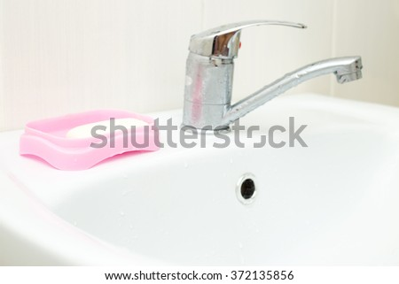 Water Faucet With Bathtub