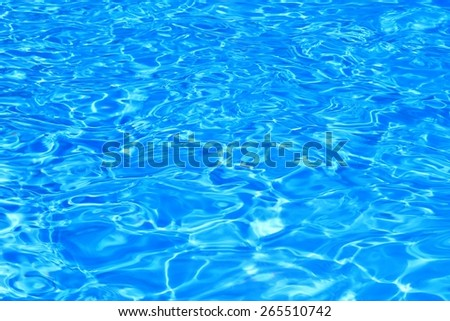 Water of Life - Natural Background and Textures - Liquid Color - stock photo