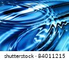 water ripple - stock photo