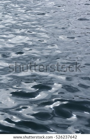 Water ripples and waves texture used for design and backgrounds