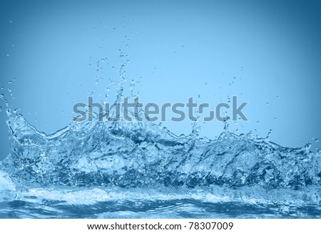 water splashes high quality. see more on my page