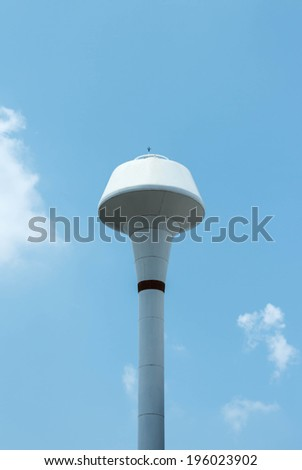 Water Tank Tower.