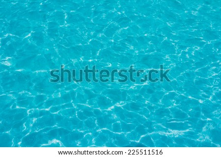 Water texture background
