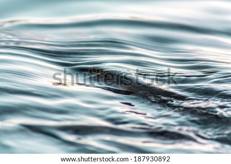 water texture background close up - stock photo