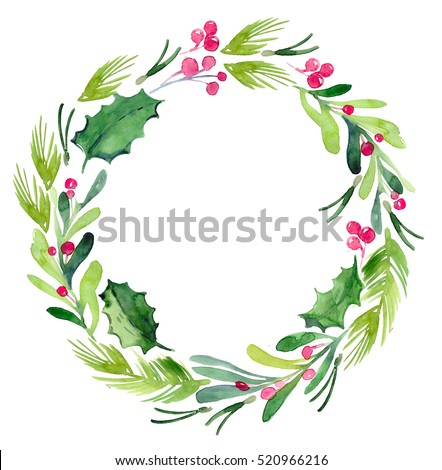 how to make a christmas wreath with real branches