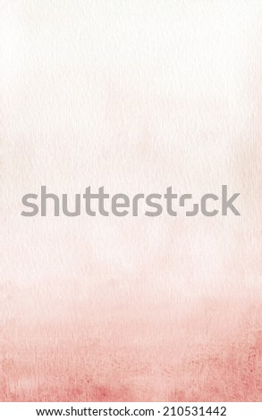 watercolor gradient background - stock photo