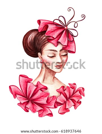 French Lady Stock Images, Royalty-Free Images & Vectors | Shutterstock